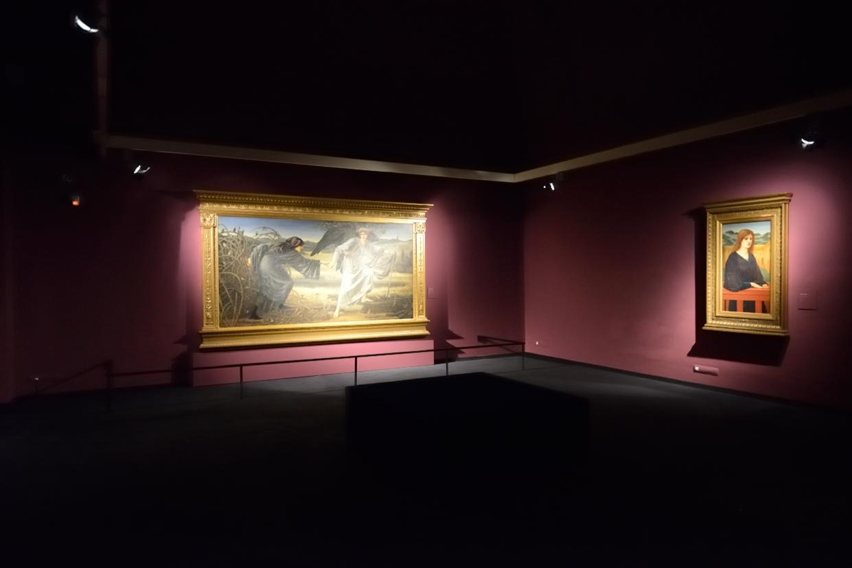 Una sala della mostra. Ph. © Cristina Risciglione